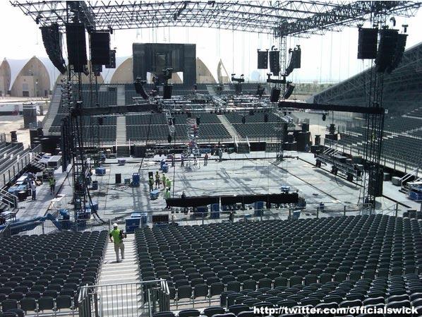 UFC Arena- Abu Dhabi