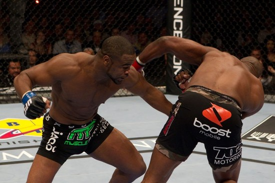 Evans hits Rampage
