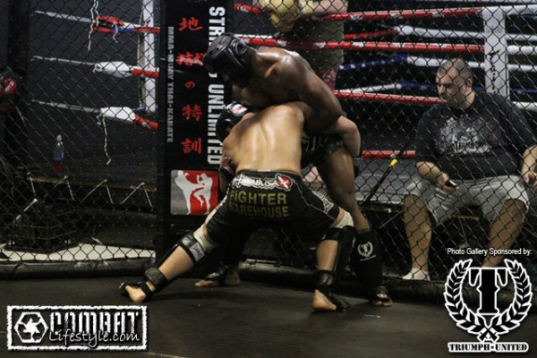 Rampage Jackson UFC 114 training 6
