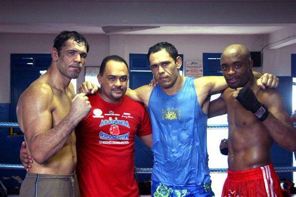 Rogerio Nogueira UFC 114 Training 6