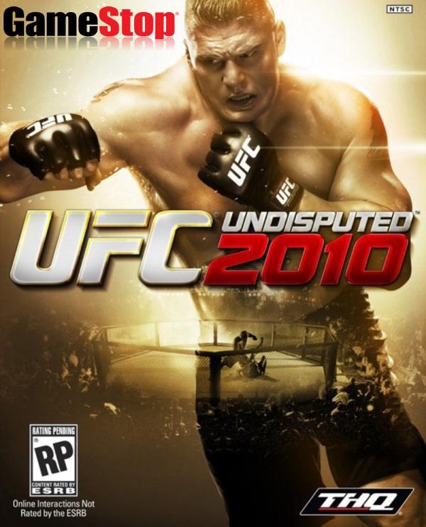 UFC Undisputed 2010 GameStop