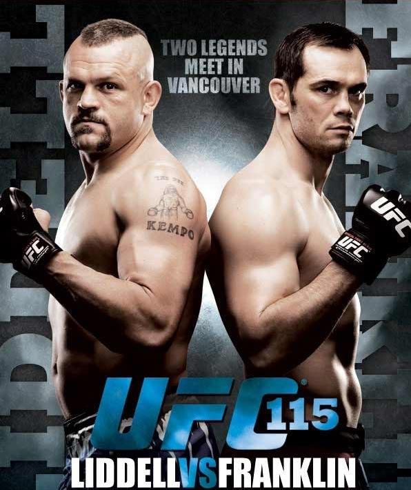 Countdown UFC 115