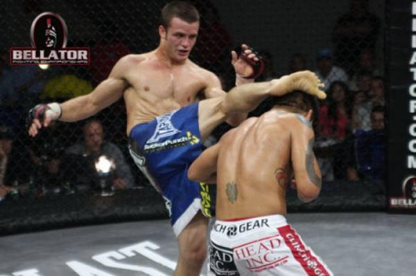 Pat Curran beats Imada