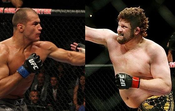 Dos Santos vs Nelson