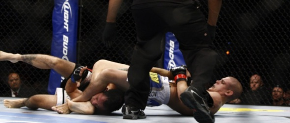 Joe Lauzon submission- gallery