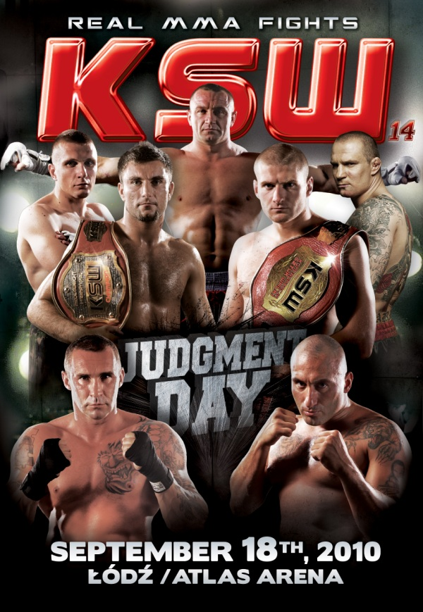 KSW 14 Poster Pic