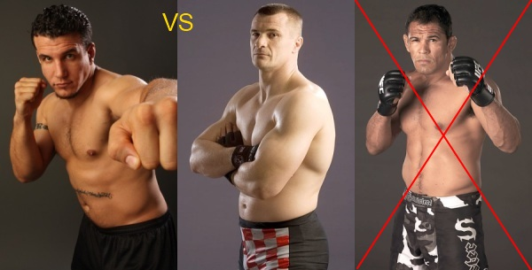 Mir vs Cro Cop no Big Nog