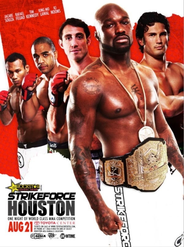 Strikeforce-Houston-Poster Pic