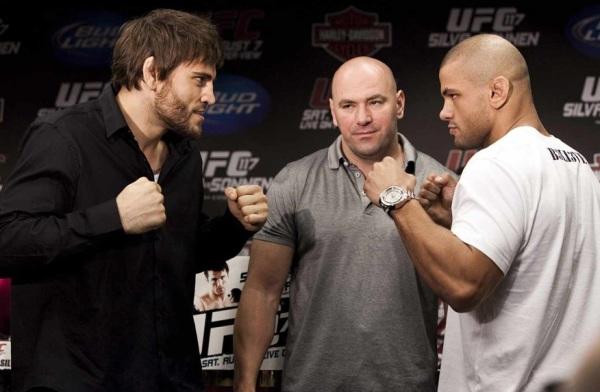 UFC 117 Presser Pic 6