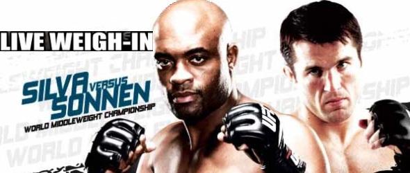 UFC-117-weigh ins