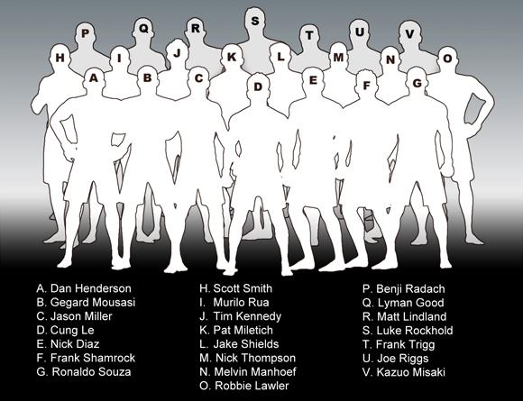 EA MMA Middleweight 2