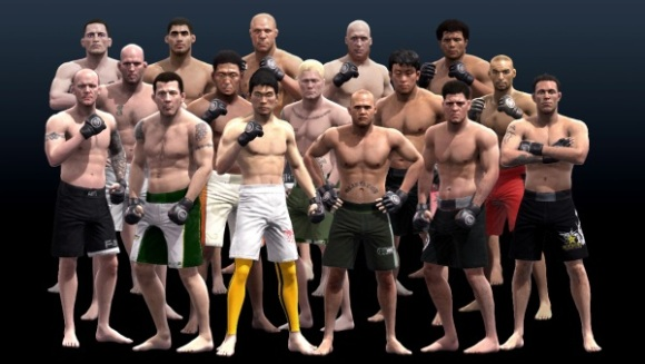 EA MMA Welterweight 1