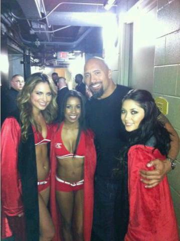 UFC 119 Brittany Ward 5