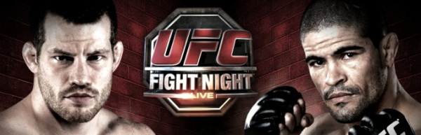 UFC Fight Night 22 Poster Pic