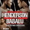 Strikeforce Henderson vs Babalu- thumbnail