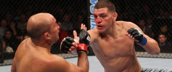 UFC 137 Nick Diaz- gallery