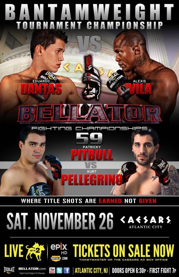 Bellator 59 Poster