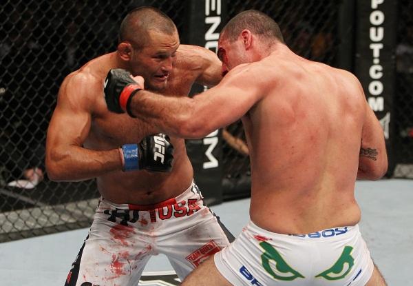 Henderson vs Shogun UFC 139