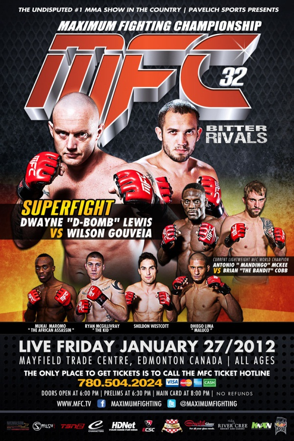 MFC 32 poster pic