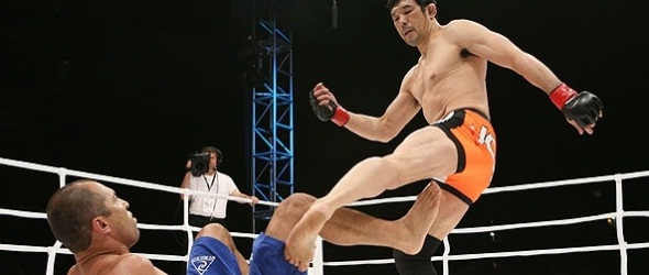 Sakuraba vs Gracie- gallery