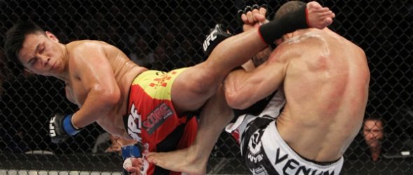 UFC 139 Cung Le- gallery