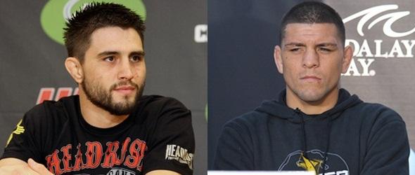 Condit vs Diaz UFC 143- gallery