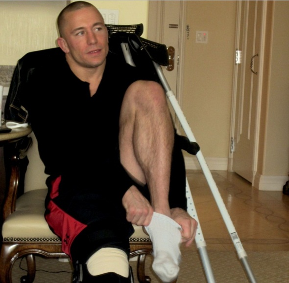 GSP after knee surgery 3