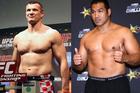 Cro Cop vs Ray Sefo K1 MMA