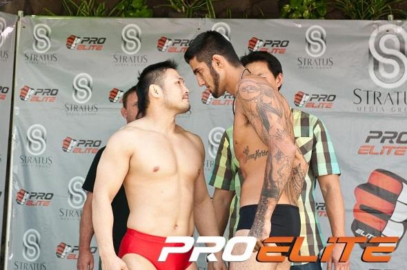 Grove vs Minowa Proelite 3
