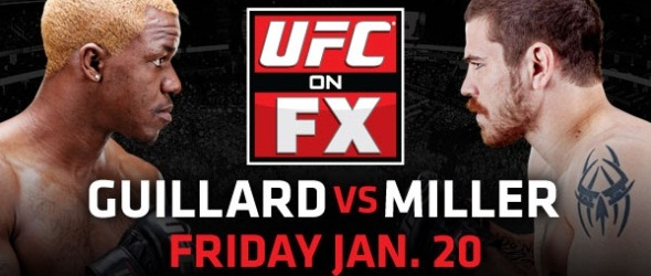 UFC-on-FX-1-Poster- gallery