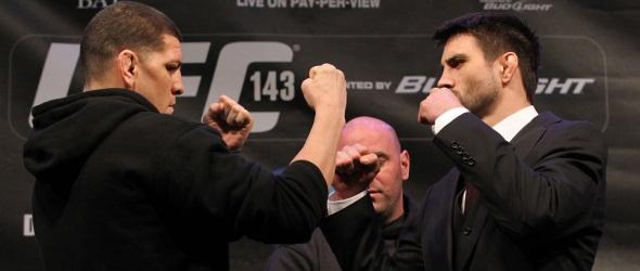 UFC 143 Diaz vs Condit- gallery