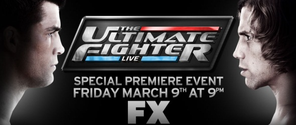 The Ultimate Fighter Live 1 poster- gallery