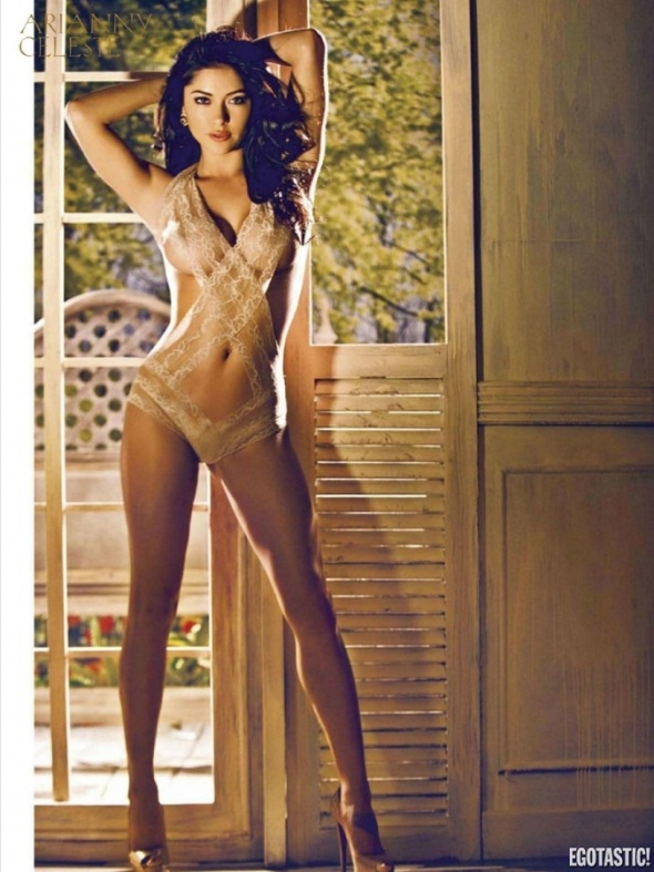 Arianny Celeste FHM Philippines May UFC Pic 10
