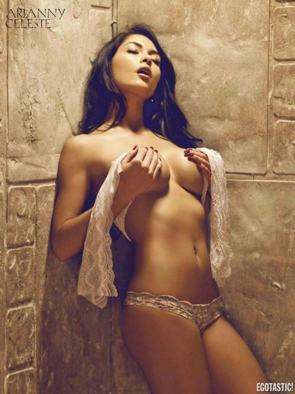 Arianny Celeste FHM Philippines May UFC Pic 4