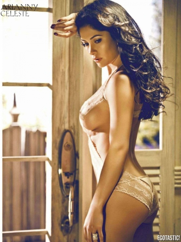 Arianny Celeste FHM Philippines May UFC Pic 8