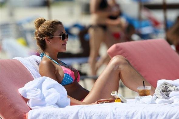 Britney Palmer Bikini Ufc Pic