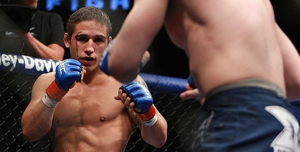 Chad Mendes UFC pic fight