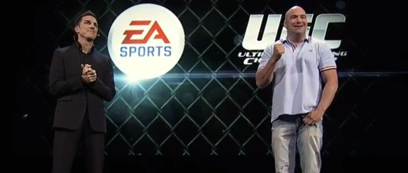 Dana White EA Sports UFC pic- gallery