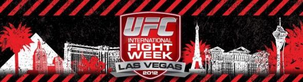 International Fight Week Las Vegas UFC