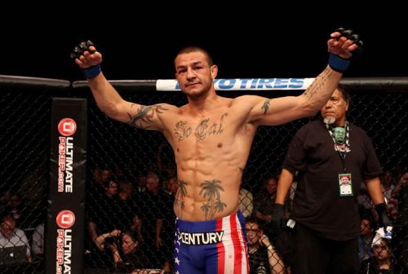 Swanson beats Pearson UFC pic