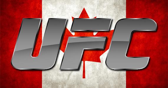 UFC Event in Canada