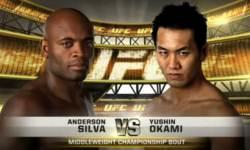 Anderson Silva vs Yushin Okami- thumbnail 2