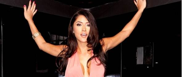 Arianny Celeste Viper Room Pink- gallery