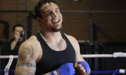 Frank Mir laugh smile- thumbnail 2