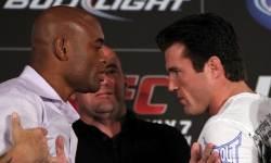 Silva vs Sonnen 2 staredown ufc pic- thumbnail 2