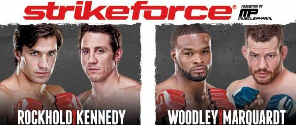 Strikeforce Rockhold vs Kennedy gallery