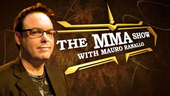 The MMA Show Mauro Ranallo logo
