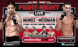 UFC on FUEL 4 Munoz vs Weidman thumbnail 2