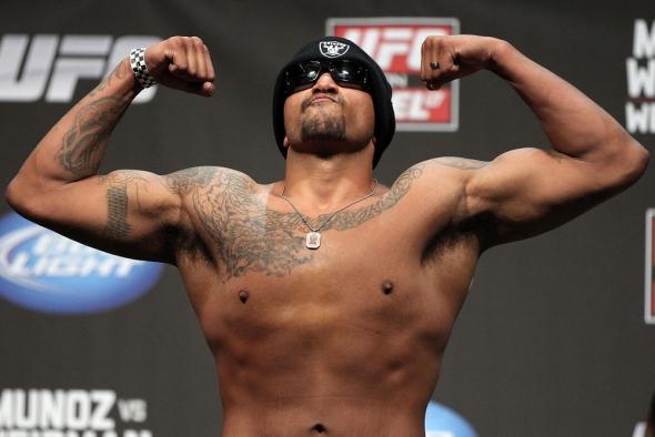 UFC on Fuel TV 4 Joey Beltran weigh in