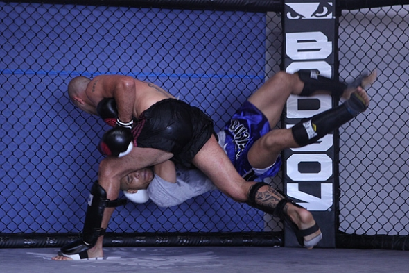 Brandon Vera MMA Training 2